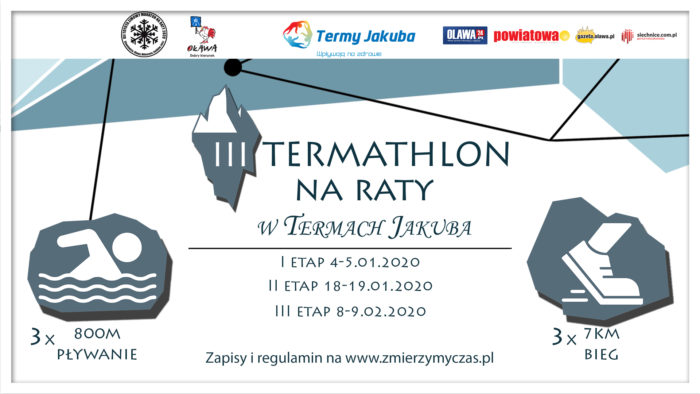 plakat 3 termathlonu na raty 2020